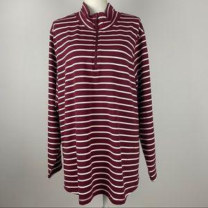 NWT Classic Quarter Zip Sweatshirt